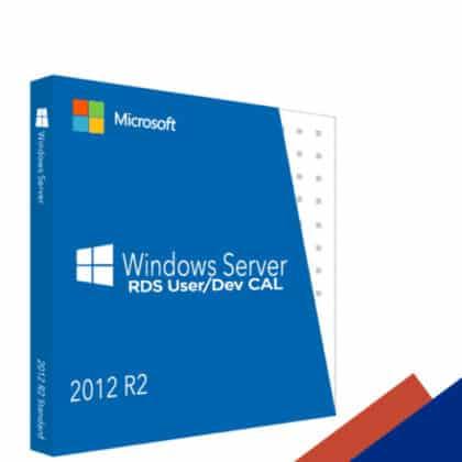 Windows Server 2012 R2 RDS  Client Access Licenses (CAL)