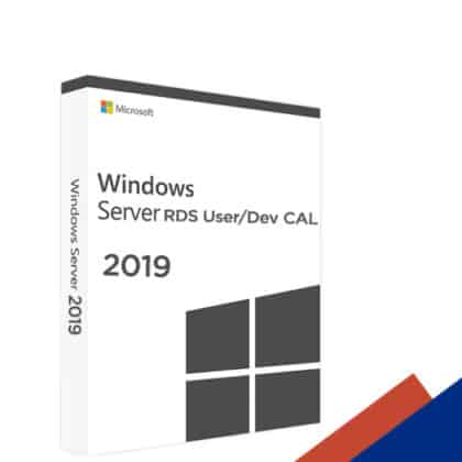 Windows Server 2019 RDS Client Access Licenses (CAL)